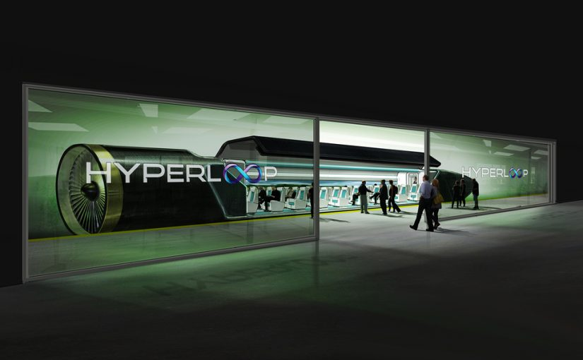 Concorde Would Still Beat Hyperloop