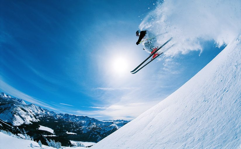 Burn 12000 Calories A Week Skiing