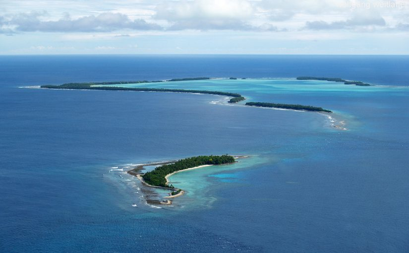 Tuvalu Welcomes Just 1000 Tourists Per Year. France, 83 Million
