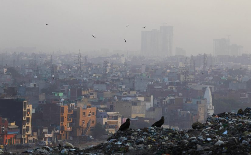 India Air Pollution