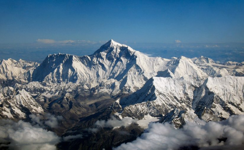 The Only Thing Tougher Than Climbing Everest is Raising The Funds to Get There