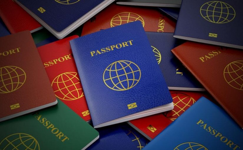 Passport Power Rank 2018