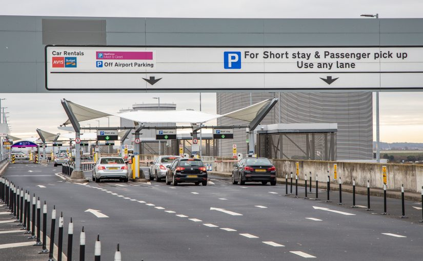 The airport car park that earns £141 million each year