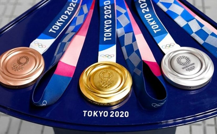 614 gold medals will be handed out at the Tokyo 2020 Olympic games, but how much are they worth?